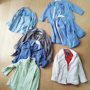 Diverse skjorter
