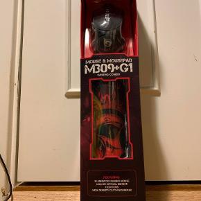 Hej! Jeg sælger dette sæt af mus og musemåtte fra Scorpion. Det er helt nyt og stadig i original æske. Det har en nypris på nettet til 199kr, men snup den fra mig til 90kr! Spørg endelig løs hvis der er noget!  Tjek gerne mine andre annoncer ud for en masse billige ting