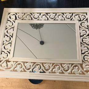 Spejl. 48x62cm Som ny.  Hentes i Bredballe