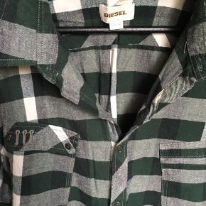 Bomuldsskjorte