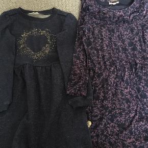 2 søde kjoler fra Pompdelux. Den blå brugt få gange. 75 kr pr stk eller begge for 135 kr. Afh i 6710