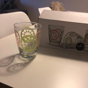 8 stk glas aldrig brugt