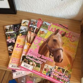 4 wendy heste blade  -fast pris -køb 4 annoncer og den billigste er gratis - kan afhentes på Mimersgade 111 - sender gerne hvis du betaler Porto - mødes ikke andre steder - bytter ikke