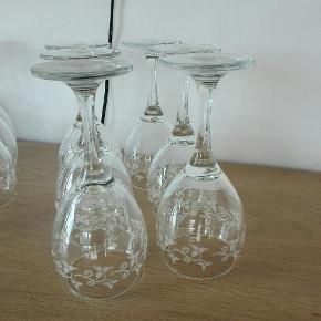 Sælger de her vinglas fra maria sol  Er 6 hvid vinglas og 6 rød vinglas  Fejler igen ting