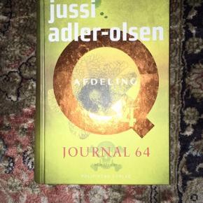 Journal 64 af Jussi Adler Olsen. Almindelige brugsspor.