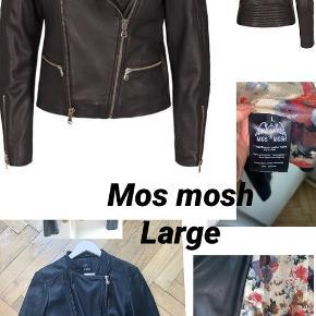 MOS MOSH pels- & skindjakke