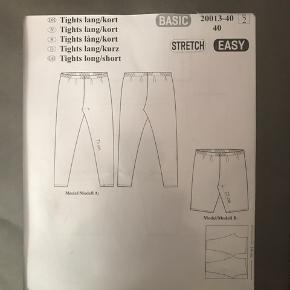 Mønster fra Stoff & stil. Brugt 1 gang.  Fejler intet. 10 kr eller byd
