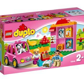 LEGO Duplo købmand / butik Stort set som nyt.