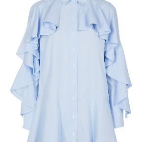 Lækker skjorte-kjole fra Birgitte Herskind. Aldrig brugt og med prismærke. Nypris 1499,-. Bytter ikke.