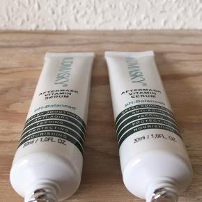 Prisen er for 2 styk Mudmasky Aftermask Vitamin Serum på 30ml hver. Full size  Begge er stadigvæk plomberet. Se billede 2.  Kan efter aftale også afhentes på Nørrebro i Kbh.