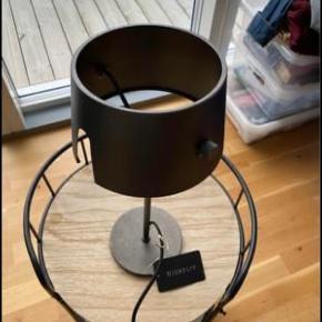 NJORDLIV bordlampe