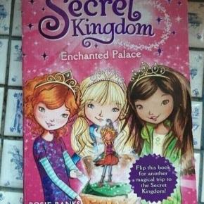 Secret kingdom  -fast pris -køb 4 annoncer og den billigste er gratis - kan afhentes på Mimersgade 111 - sender gerne hvis du betaler Porto - mødes ikke andre steder - bytter ikke