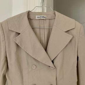 Fed vintage cropped blazer