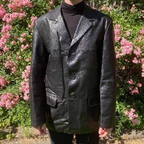 Skind- & læderjakke