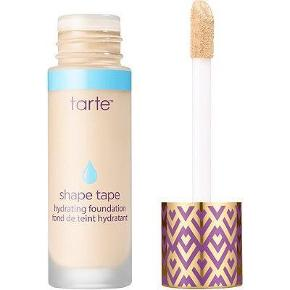 Tarte Shape Tape Hydrating Foundation in Light Sand. Used 2 times 😊❤️💄