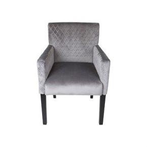 Lækre Velour stole fra Specktrum - udgået model som ikke længere kan købes.  Kan bruges som tøjstol, lænestol eller som spisebordsstole.  Købt i 2019 og brugt meget lidt Nypris 2599,-  1 stk = 1800,- 4 stk = 6000,-  Afhentes i Rødovre eller sendes med fragtmand.