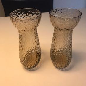 Fyns glasværk hyacintglas. Perfekt stand. Sælges samlet for 250kr. Kan sendes med DAO for 40kr.
