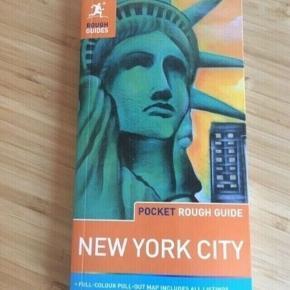 new York City  Pocket rough guide  - fast pris -køb 4 annoncer og den billigste er gratis - kan afhentes på Mimersgade 111 - sender gerne hvis du betaler Porto - mødes ikke andre steder - bytter ikke