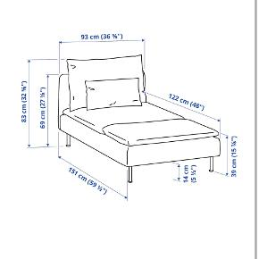 Ikea chaiselong