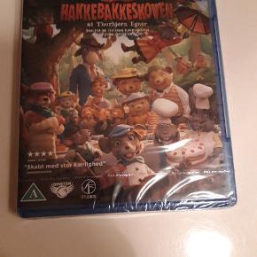 Blu-ray ny i folie  Pris 30 kr pp MobilePay