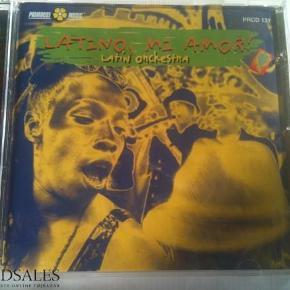 Brand: Latino -Mi Amor Varetype: CD Størrelse: - Farve: -  Sender gerne på købers regning :)