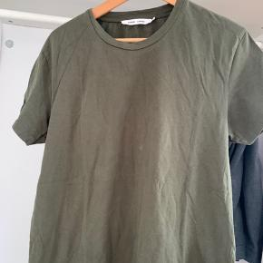 Flot grøn basic tshirt fra Samsø