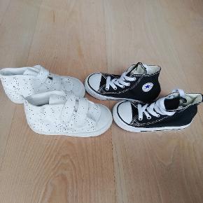 Hvide sko 50 Converse 70