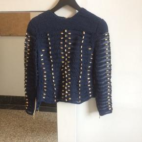 Balmain & H&M bluse