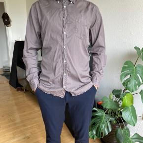 Slim fit skjorte, fra Gant Rugger