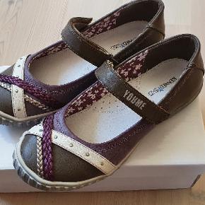 Kennedy andre sko til piger