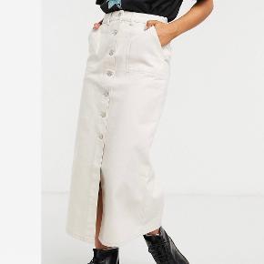 Reclaimed Vintage nederdel