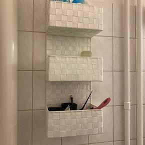 Badeværelse opbevaring