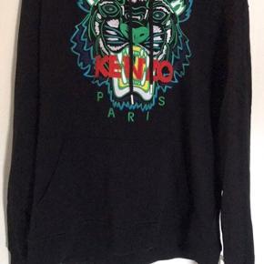 Kenzo hoodie brugt meget få gange. Np 2300. Byd