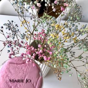 """Marie Jo """"Trusser m. blonder"""" str. 42 i farven lily rose. Materiale: 82% polyester, 14% elastan, 4% bomuld - aldrig brugt prismærke sidder stadig på æsken 🌸 Nypris: 319 kr.   Byd gerne kan både afhentes i Århus C eller sendes på købers regning 📮✉️"""