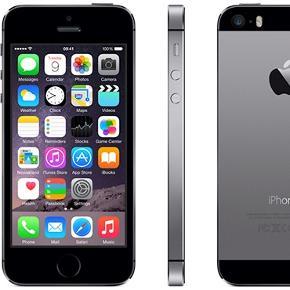 IPhone 5s Brugt i 6 måneder, fejler ingenting.   *oplader og høretelefoner medfølger ikke