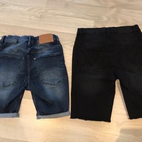 1 par HM shorts str. 152  1 par Molo shorts (158) aldrig brugt Nypris 780