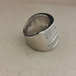 Sif Jacobs Corte Grande ring i str 56