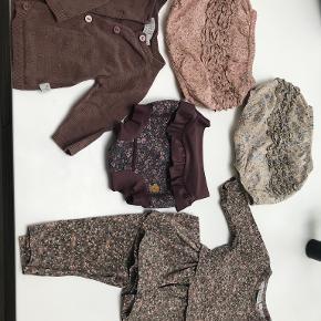 Wheat tøjpakke