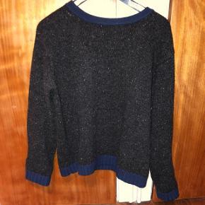 Super dejlig uld sweater fra won hundred, fejler intet, brugt få gange