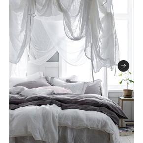 Smuk sengehimmel fra Ellos. Model Blanca