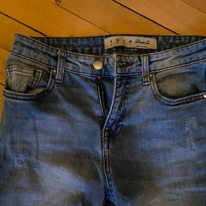 Fine jeans købt i Primark. Ikke rigtig brugt.
