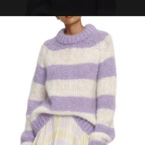 Sælger min samsøe & samsøe strik. Byddd!!  🧞♀️🧞♀️❤️🌺🌺🌇🌇🧞♀️🌼🌼  Strik / sweater / stribet / tyk / varm / pufærmer