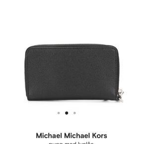 Michael Kors pung, som næsten aldrig er blevet brugt. Skriv gerne for flere billeder 🌸