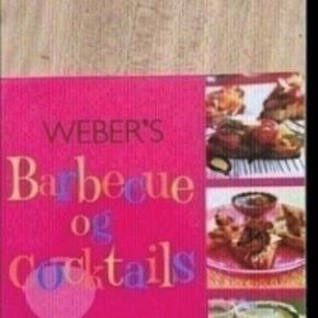 Webers barbecue og cocktails  -fast pris -køb 4 annoncer og den billigste er gratis - kan afhentes på Mimersgade 111 - sender gerne hvis du betaler Porto - mødes ikke andre steder - bytter ikke