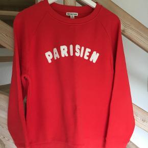 Flot sweatshirt fra Whistles. Virkelig blød. Aldrig brugt, nypris: 800 kr.