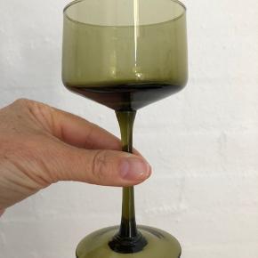 Flotte vinglas - uden skår
