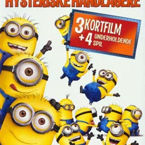 0295 - Grusomme mig  (DVD) Dansk Tale - I FOLIE   Hysteriskehåndlagere  3 kortfilm