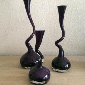 Normann Copenhagen Swing vase i lilla