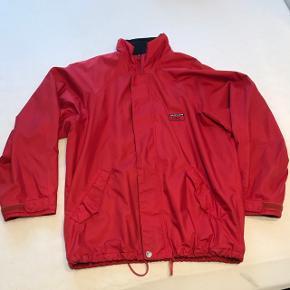 Tenson  Svedig retro jakke med lomme bagpå