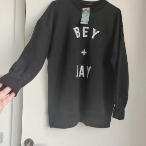 Bey+Jay lækker oversized trøje   Beyonce ⭐